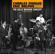 Charlie Mingus: The Salle Wagram Concert Complete Edition - CD