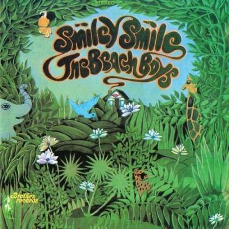 The Beach Boys: Smiley Smile (200gr. - Limited-Edition) - Plak
