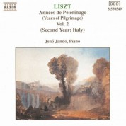 Liszt: Annees De Pelerinage, Vol.  2 - CD