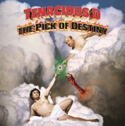 Tenacious D: The Pick Of Destiny - Plak