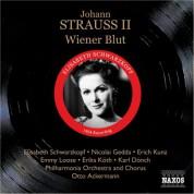 Otto Ackermann: Johann Strauss II: Wiener Blut - CD