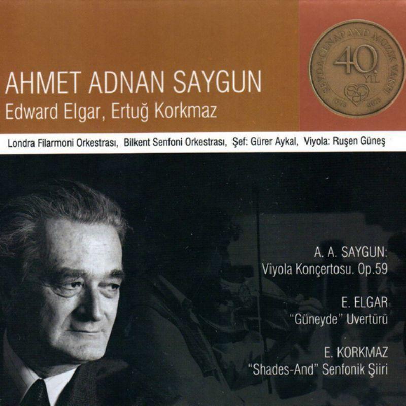 Ruşen Güneş, Gürer Aykal, Bilkent Senfoni Orkestrası, London ...