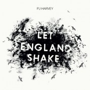 PJ Harvey: Let England Shake - CD