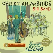 Christian McBride: The Good Feeling - Plak