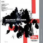 Maurice Meunier and His Orchestra - CD