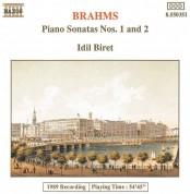 İdil Biret: Brahms: Piano Sonatas Nos.1, 2 - CD