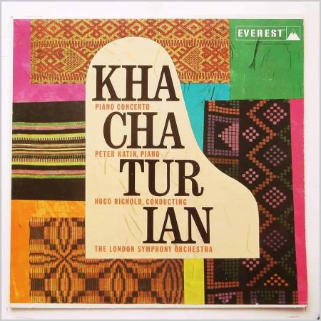Hugo Reinhold, London Symphony Orchestra: Khachaturian: Piano Concerto - Plak