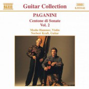Paganini: Centone Di Sonate, Vol.  2 - CD