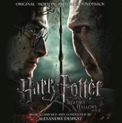 Çeşitli Sanatçılar: OST - Harry Potter & The Deathly Hallows Pt.2 - Plak