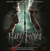 Çeşitli Sanatçılar: OST - Harry Potter & The Deathly Hallows Pt.2 - Plak