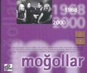 Moğollar: 1968 - 2000 - CD