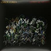 Chick Corea: Three Quartets - Plak