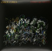 Chick Corea: Three Quartets - Plak