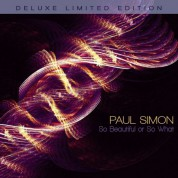 Paul Simon: So Beautiful Or So What - CD