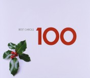 Çeşitli Sanatçılar: Best 100 - Carols - CD