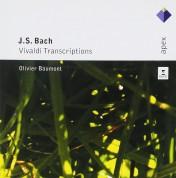 Olivier Baumont: J.S. Bach: Vivaldi Transcriptions - CD