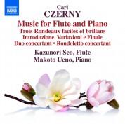 Kazunori Seo, Makoto Ueno: Czerny: Music for Flute and Piano - CD