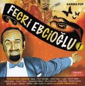 Çeşitli Sanatçılar: Fecri Ebcioğlu 1 - CD