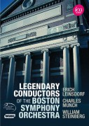 Boston Symphony Orchestra: Legendary Conductors - DVD