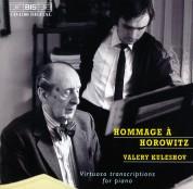 Valery Kuleshov: Hommage à Horowitz - Virtuoso transcriptions for piano - CD