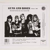 Guns N' Roses: Fm Live 1988 - Plak