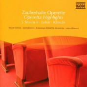 Laszlo Kovacs: Operetta Highlights - CD