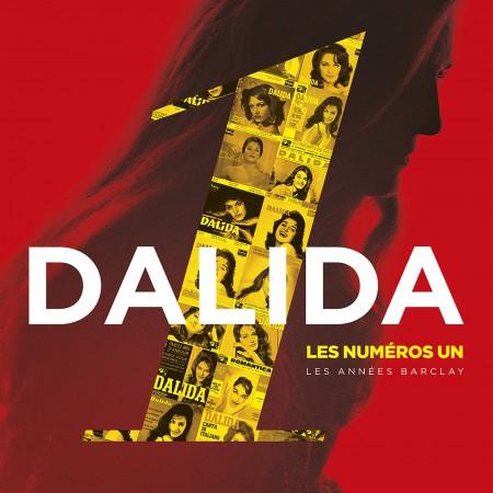 Dalida: Les Numeros un - les Annees Barclay - Plak