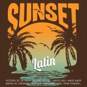 Çeşitli Sanatçılar: Latin Sunset - CD
