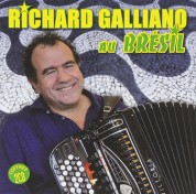 Richard Galliano: Au Brésil - CD
