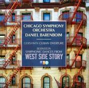 Chicago Symphony Orchestra, Daniel Barenboim: Bernstein/ Gershwin/ Ravel/ Wagner: West Side Story/ Cuban Overture/ Daphnis & Cloe/ Tristan und Isolde - CD