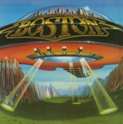 Boston: Don't Look Back - Plak