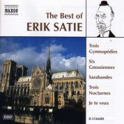 Satie (The Best Of) - CD