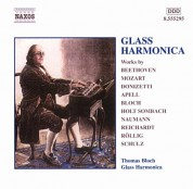 Music for Glass Harmonica - CD