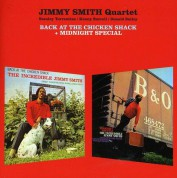 Jimmy Smith: Back At The Chicken Shack + Midnight Special - CD