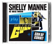 Shelly Manne: And His Men - Play Peter Gunn + Son of Gunn - CD