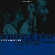 Kenny Dorham: Whistle Stop (45rpm-edition) - Plak