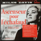 Miles Davis: Ascenseur Pour L'echafaud (Limited Edition - 10''Collectors Edition - Plak