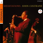 John Coltrane: Meditations - CD