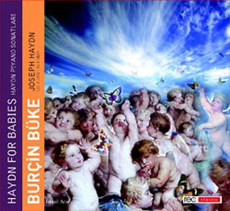 Burçin Büke: Haydn For Babies - CD