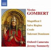 Gombert: Magnificat I / Salve Regina / Credo / Tulerunt Dominum - CD