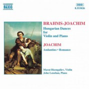 Brahms / Joachim: Hungarian Dances - CD