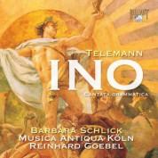 Barbara Schlick, Musica Antiqua Köln, Reinhard Goebel: Telemann: Ino (Cantata Drammatica) - CD