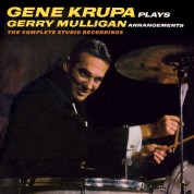 Gene Krupa Plays Gerry Mulligan Arrangements - CD