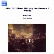 Suk: Six Piano Pieces / De Maman / Moods - CD