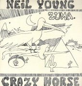 Neil Young, Crazy Horse: Zuma - Plak