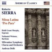 Andreas Delfs: Sierra, R.: Missa Latina,