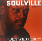 Ben Webster: Soulville (45rpm, 200g-edition) - Plak