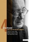 Alfred Brendel: Schubert: Late Piano Works Vol.IV- Sonata, D. 958 / Moments Musicaux, D. 780 / 3 Klavierstucke, D. 946 - DVD