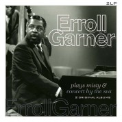 Erroll Garner: Plays Misty+Concert By the Sea - Plak