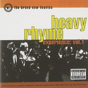 The Brand New Heavies: Heavy Rhyme Experience Vol. 1 - CD